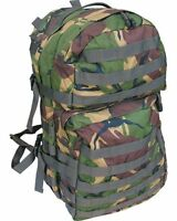 British DPM Camo Medium 40 ltr Daysack Army Rucksack Assault Pack
