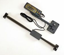 """Igaging 12"""" 300 mm Absolute Plus Digital Readout/Read Out DRO  Stainless Steel"""