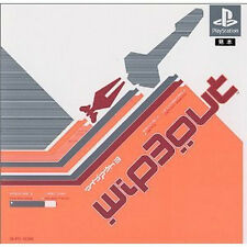 wipEout 3 Playstation PS Import Japan PSX