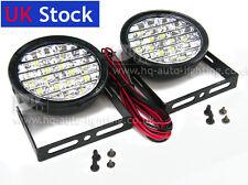 Daytime Running Lights 18 High Power LED E4 00RL MARK FOG LAMPS H5 FORD III