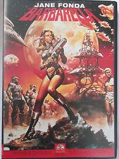 Barbarella - Jane Fonda, Dino de Laurentis - Roboter, Monster, Astronaut, Engel