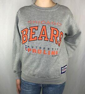 Vintage 90s Champion Chicago Bears Sweatshirt Crewneck Mens M Medium 1996 NFL