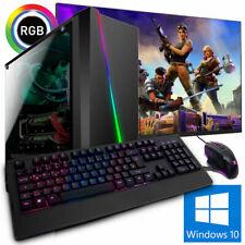 AMD PC Komplett-Set AMD Ryzen 2200G 4x3,7 GHz - AMD Radeon VEGA 8 - Gaming Turbo