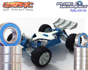 Open RC Truggy 1/10 Bearing Kit - 3D Printing Project