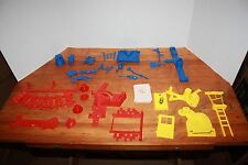 Vintage Toy 1964 Ideal Crazy Clock Game Replacement Parts, YOU PICK, $3.00 Each