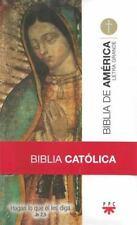 Biblia de América. PPC. Letra Grande. Rústica (Biblia) (Spanish-ExLibrary