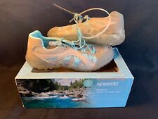 Speedo Women's Halifax Xp Water Shoes Size 9 New Light Blue Gray 7499143