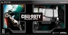 Call of Duty: Black Ops - Prestige Edition (PS3) ***BRAND NEW & SEALED***