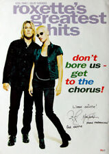 ROXETTE - 1995 - Promoplakat - Greatest Hits - Poster