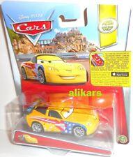 JEFF GORVETTE Giocattolo Mattel Disney 1:55 Cars Modellini Metallo Diecast WGP