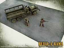 1:32 Cobblestone Diorama 24x12 Mat for King Country conte Forces of Valor d
