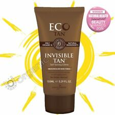Eco by Sonya Organic & Natural Invisible Tan 150ml Fake Self Tanning Brand NEW