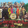 The Beatles - Sgt. Peppers Lonely Hearts Club Band ART PRINT Poster 40x40cm NEW