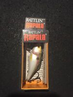 "Rapala Rattlin RNR-5 2"" 3/8 Oz SD Shad     (Made In Ireland)"