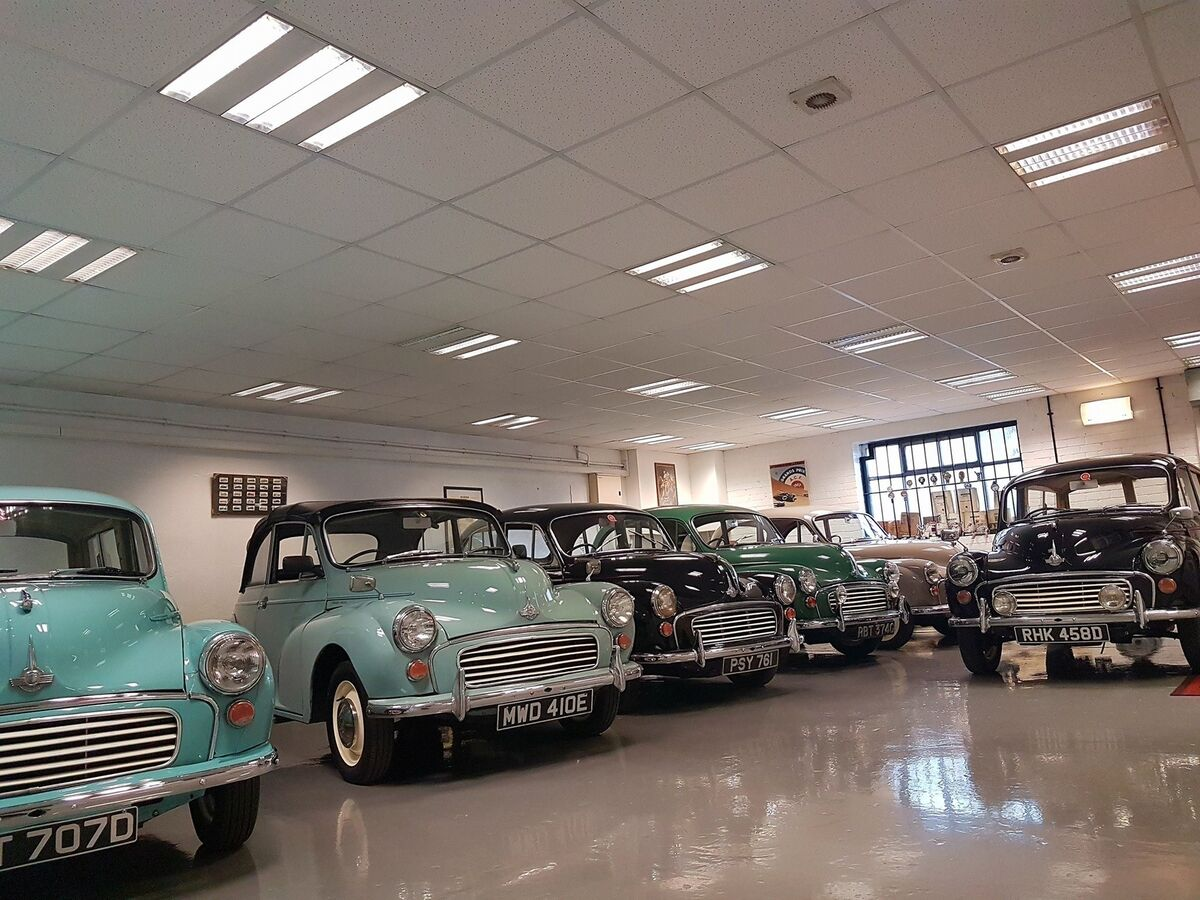 West Riding Classic Cars Ltd