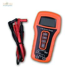 Multimetro Digitale CTM-25 AutoRange IP67 impermeabile CAT III fino a 600V