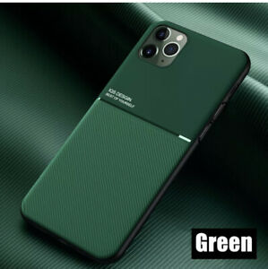 Matte Shockproof Case For iPhone 12 Pro Max Mini 11 X XS 7 8 Plus Cover Magnet
