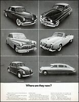 1970 Volkswagen VW Beetle car where are they now vintage photo print ad adl85