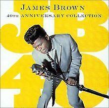 40th Anniversary Collection von James Brown | CD | Zustand gut