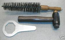 WIRE WHEEL BRUSH/ HAMMER/ SPANNER  CARE KIT