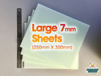 4 Pc XPS Hobby Foam Sheet Set 7mm (LARGE) great for wargaming, terrain, D&D, 40k