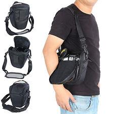 Impermeable Funda para cámara bolsa de hombro Mochila Canon Nikon Sony SLR DSLR