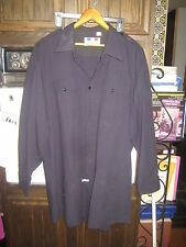 FLYING CROSS Men's LAPD Navy Blue LS Uniform Shirt #48W6686T Sz 36/37