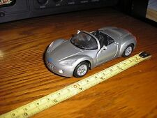 "1/35 Nice 4 3/8"" Plymouth Pronto Spyder Roadster Convertible w/ Pull Back Action"