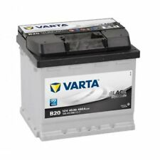 VARTA Starter Battery BLACK dynamic 5454130403122