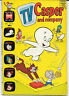 TV Casper And Company #33 1971 FN+ Harvey Comics Bag/Board