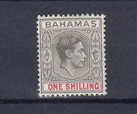 Bahamas KGVI 1938 1/- SG155 MH JK2101