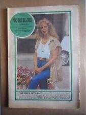 TELE GIORNO 21-06-1979 Sydne Rome  copertina  [G591]