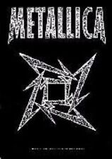 Bandera Metallica Ninja Logo 500175 #