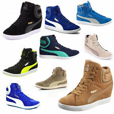 PUMA Suede Lace Up Shoes for Women
