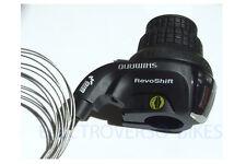 Cambio de velosidades Shimano revoshift SL-RS35-7
