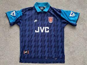 Arsenal Away Football Shirt Jersey 1994/95 (XL)