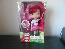 poupee charlotte aux fraises : 25 cm , fraisi mode