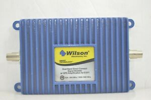 Wilson 2B1401 Direct-Connect 800/1900 MHz In-Line Amplifier w/AC Power Supply