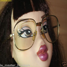 HENRY JULIEN BARON Or ..  Vintage Monture lunettes de vue Sunglasse collector