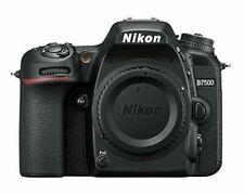 Nikon D7500 20,9 MP Cámara Digital Réflex - Negra (Sólo Cuerpo)