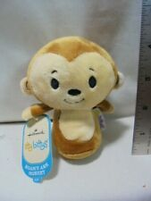 Hallmark Itty Bittys Noah's Ark Monkey New with Tag