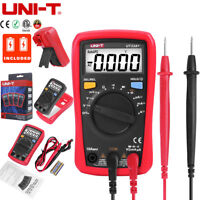 UNI-T Digital Multimeter DC AC Voltmeter Ohmmeter Ammeter Tester Meter Detector