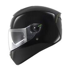 Casco de moto SHARK SKWAL DUAL en blanco max-vison Con Leds Talla:XS NEGRO/