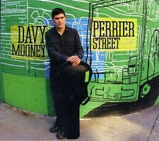 Perrier Street - Davy Mooney (2012, CD NEU)