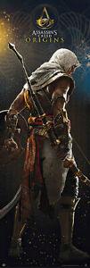 Assassin's Creed: Origins - Gaming Door Poster (Assassins Creed - Bayek)
