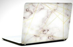 15.6 inch Marble Effect - Laptop/Vinyl Skin/Decal/Sticker/Cover-LM1