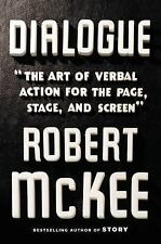 NEW Dialogue The Art of Verbal Action by Robert McKee Unabridged CD Audiobook