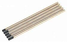 CARBON RODS 9.5MMX305MM LONG, ARC BRAZING RODS EACH (22063003)