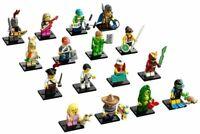 LEGO 71027 Minifiguren Serie 20 Auswählen - Alle 16 Minifiguren