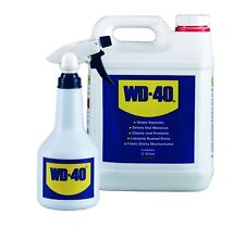 Genuine Wd40 5 Litre High Performance Spray Lubricant Applicator Spray Wd-40